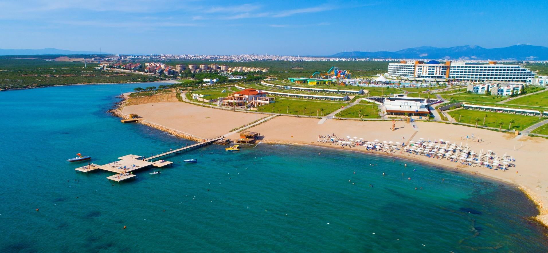 Aquasis De Luxe Resort & Spa -общ изглед