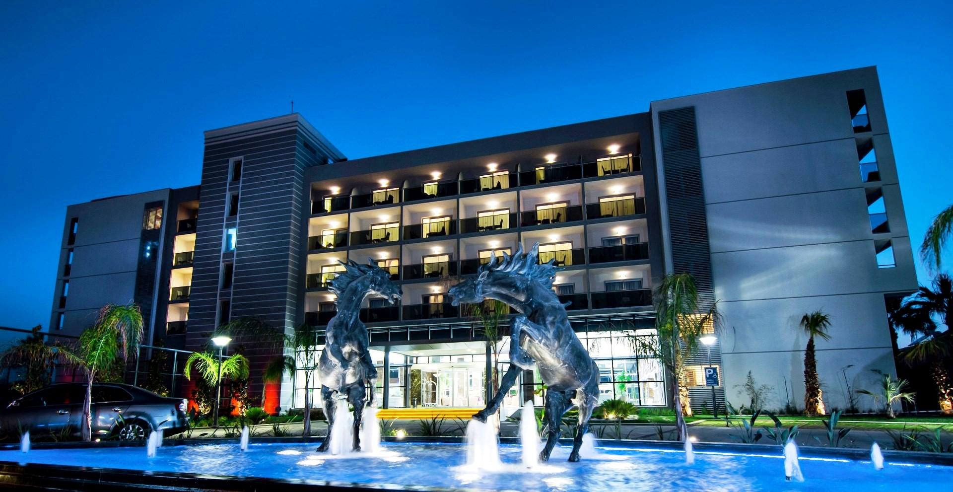 Palm Wings Beach Resort&SPA - общ изглед