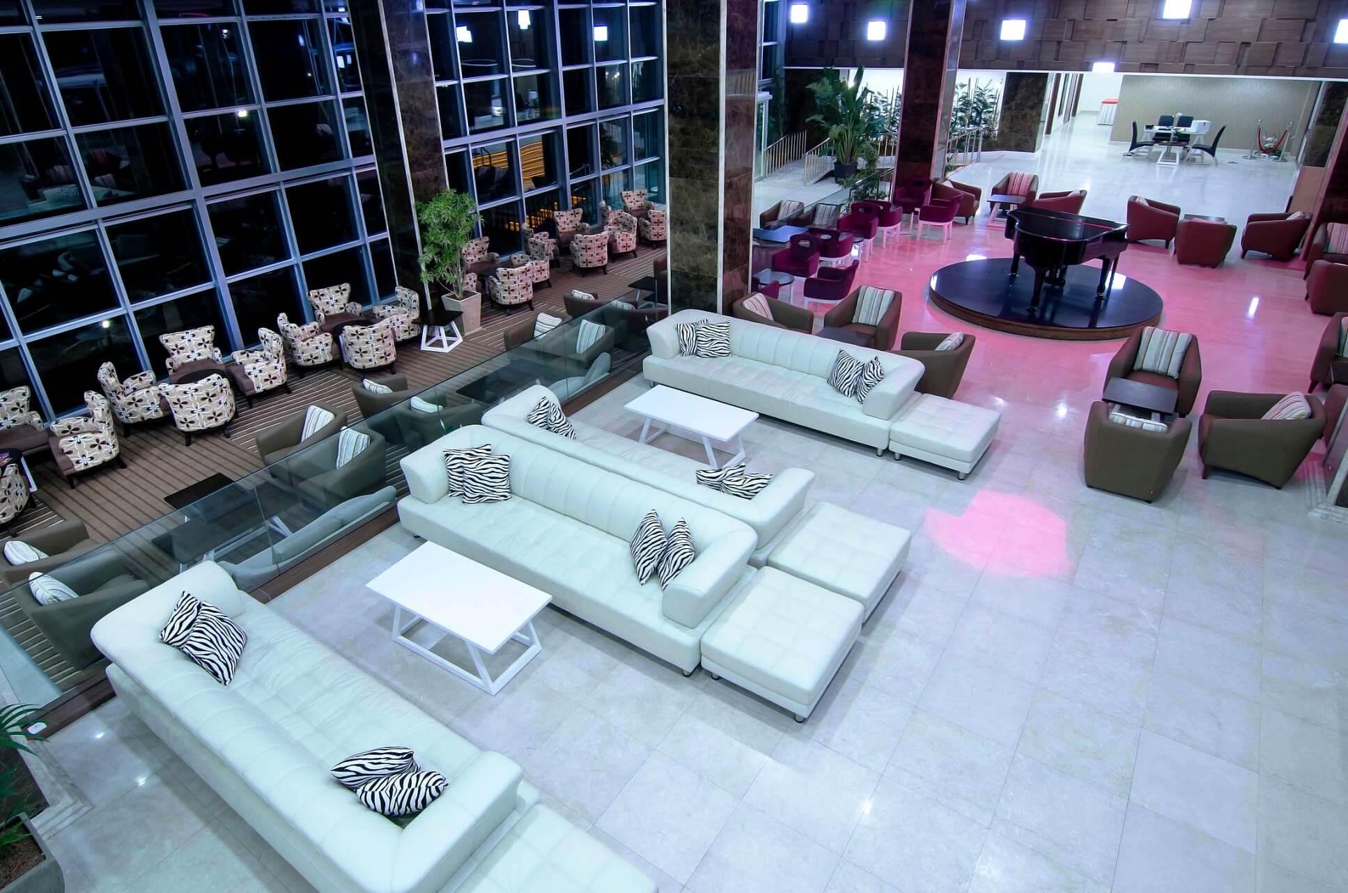 Palm Wings Beach Resort&SPA - лоби
