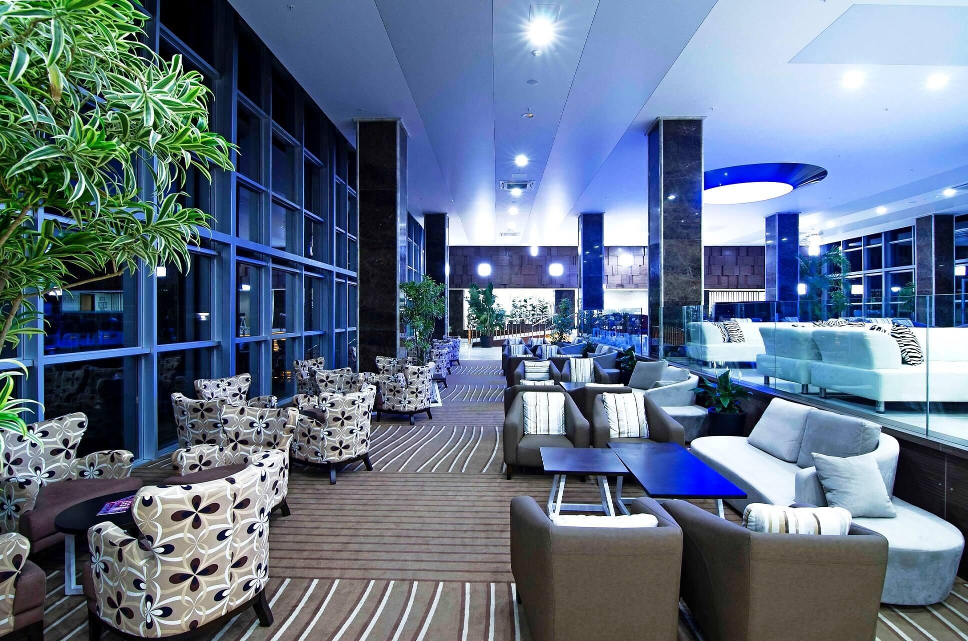 Palm Wings Beach Resort&SPA - лоби бар