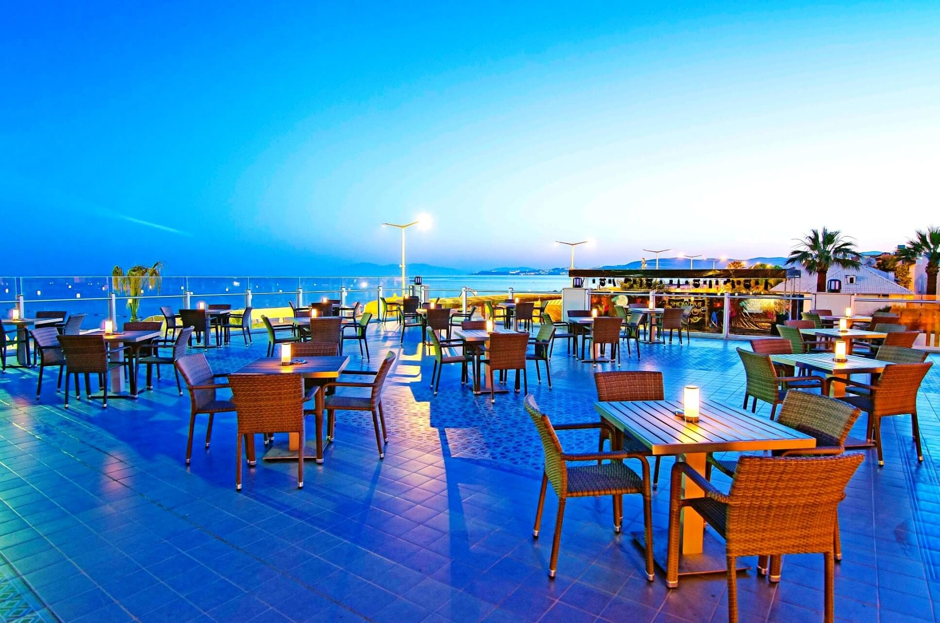 Palm Wings Beach Resort&SPA - ресторант