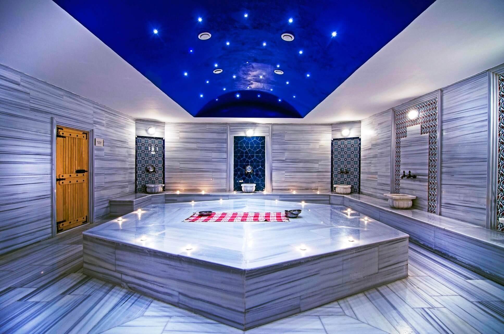 Palm Wings Beach Resort&SPA - турска баня