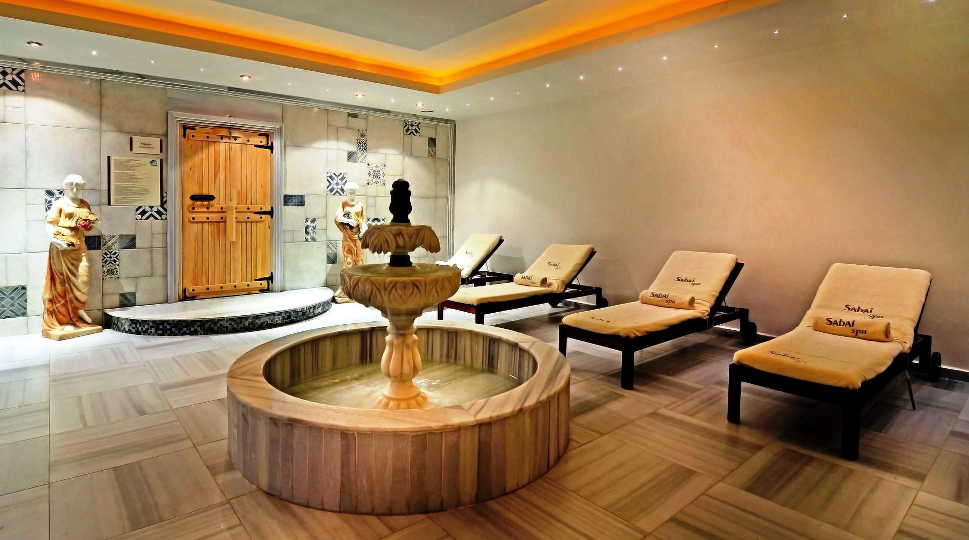 Palm Wings Beach Resort&SPA - спа