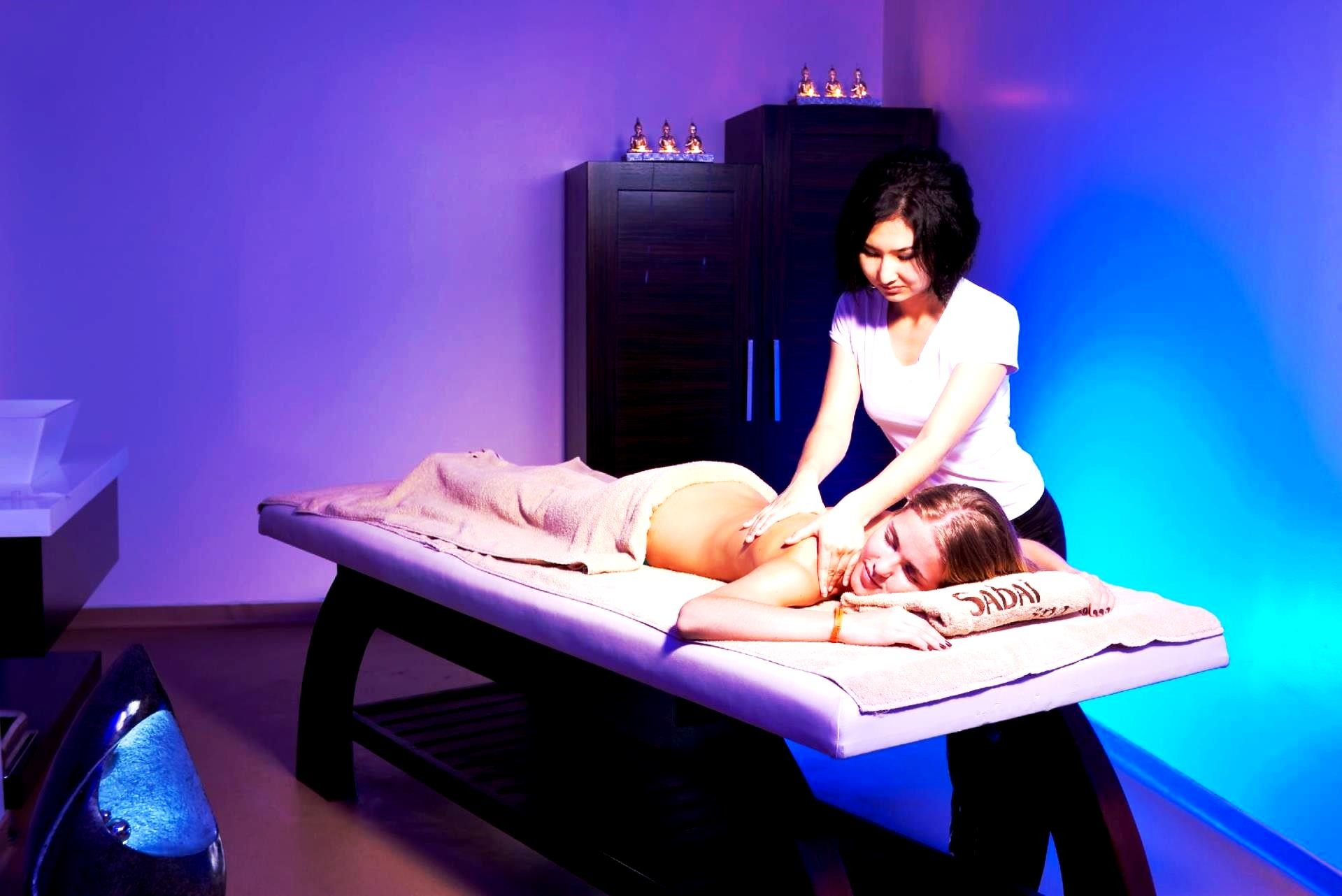 Palm Wings Beach Resort&SPA - стая за масаж