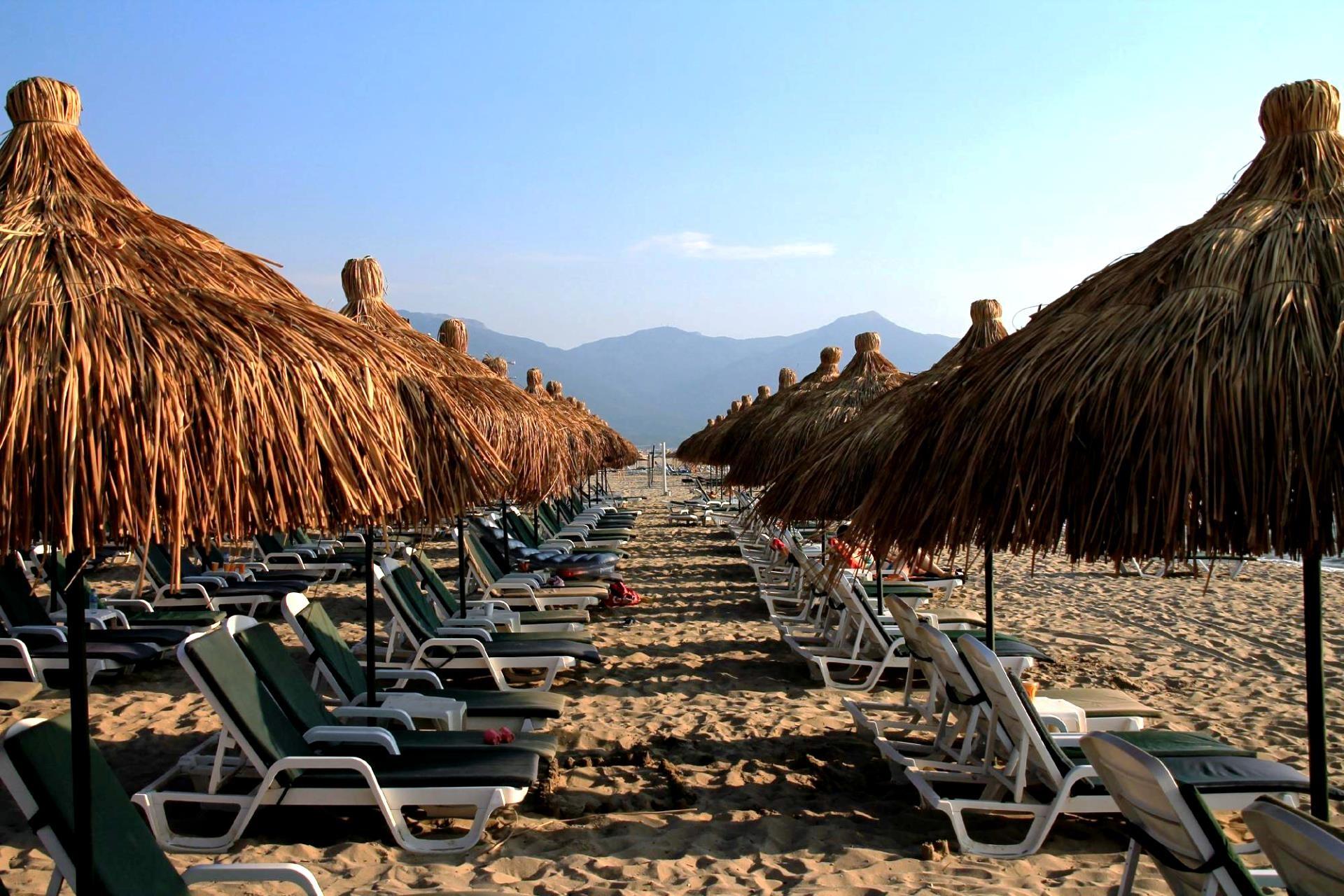 Palm Wings Beach Resort&SPA - плаж