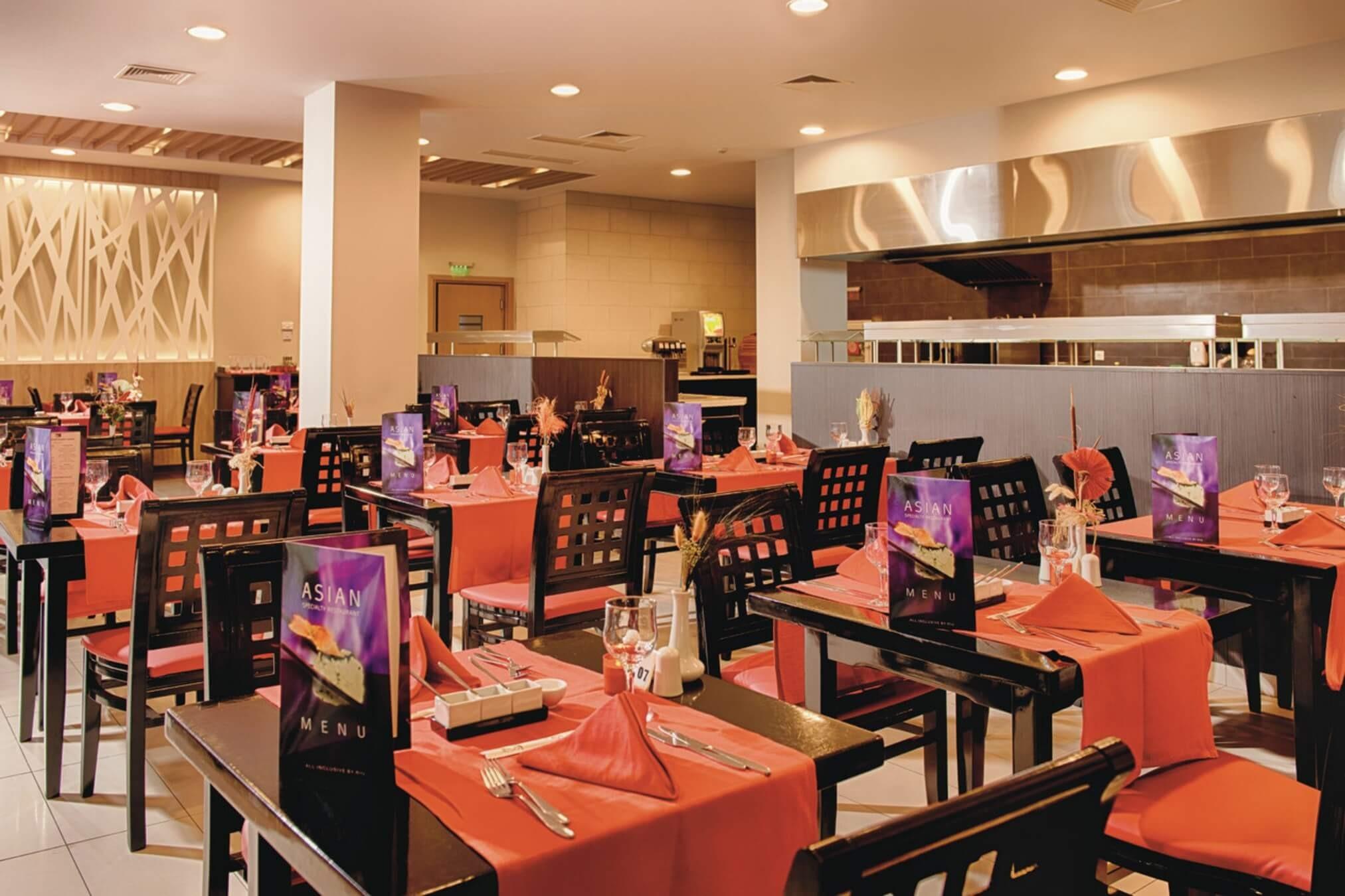 РИУ Хелиос Бей - азиатски ресторант