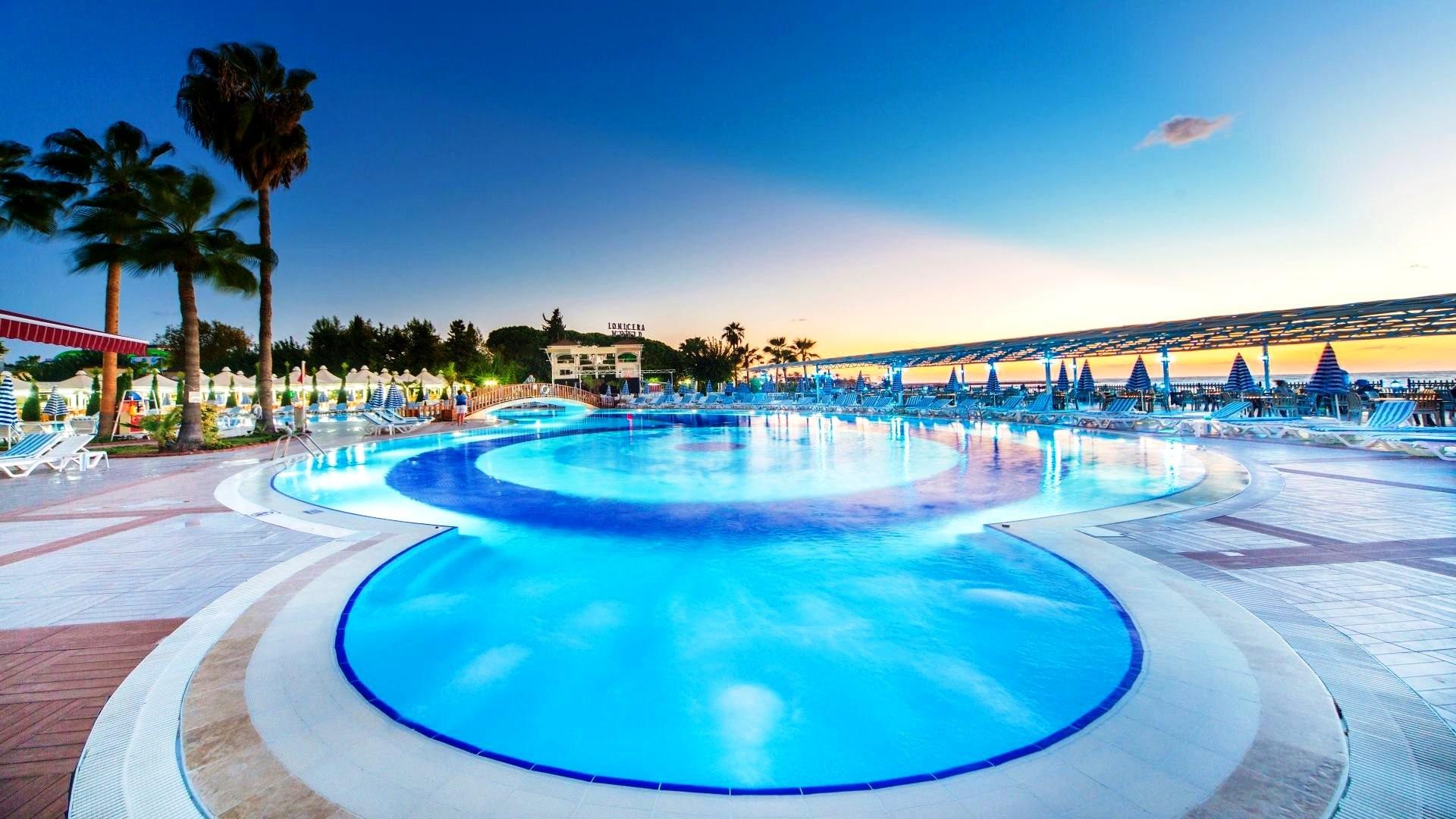 Lonicera Resort & Spa Hotel - общ изглед
