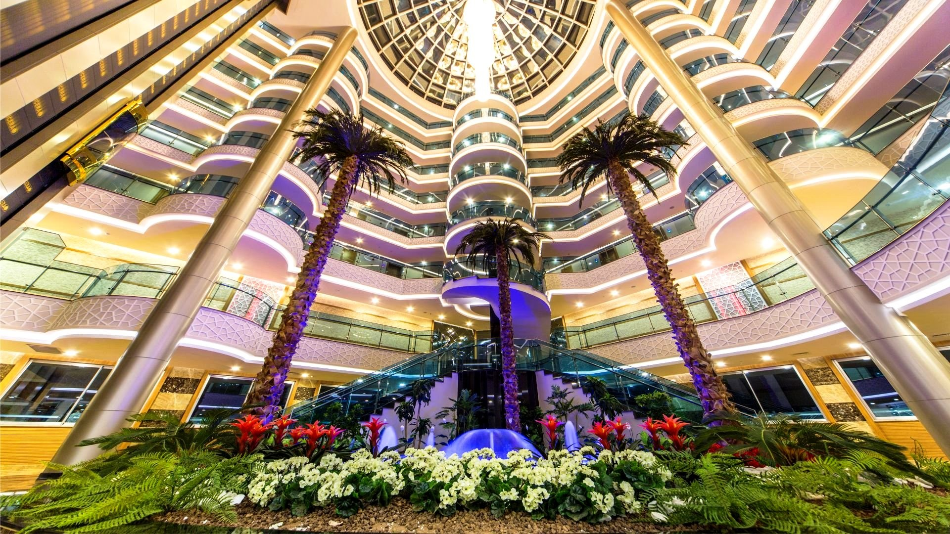 Lonicera Resort & Spa Hotel  - лоби