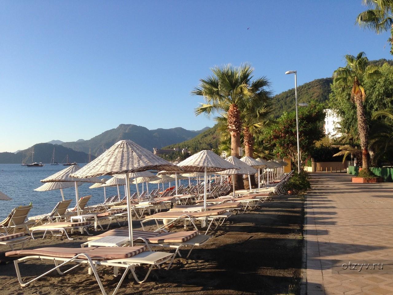 Flamingo Hotel - плаж