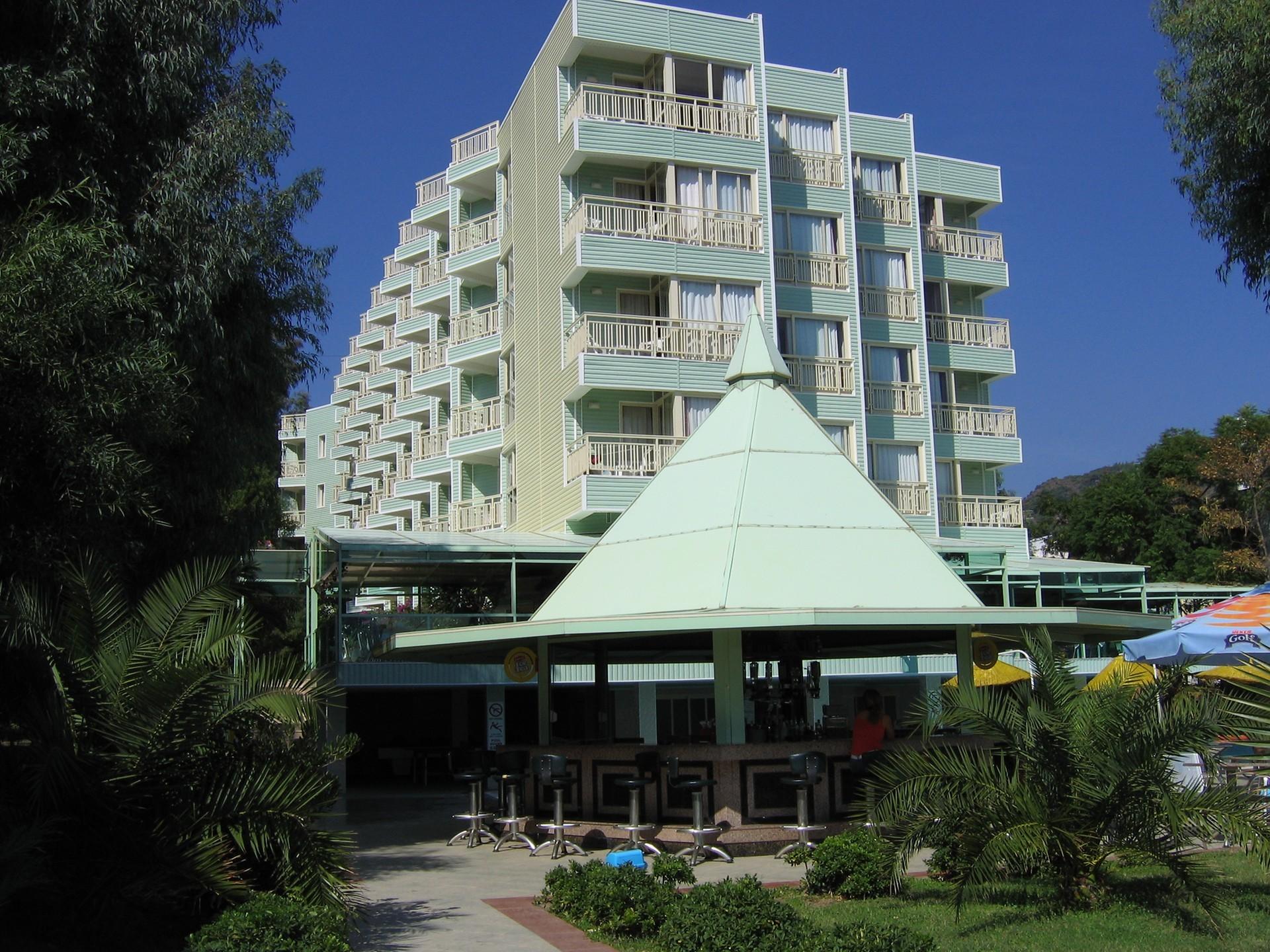 Flamingo Hotel - фасада