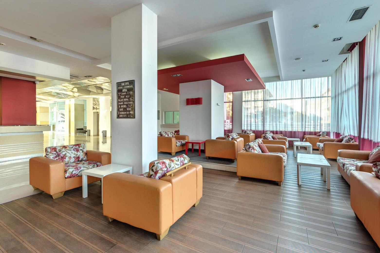 Хотел Феста Панорама - лоби