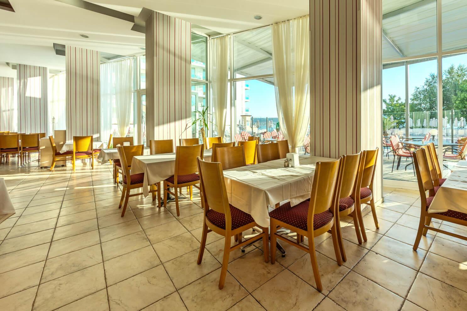 Хотел Феста Панорама - ресторант
