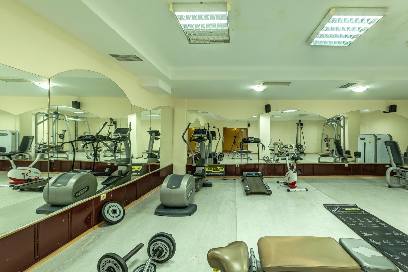 Хотел Феста Панорама - фитнес