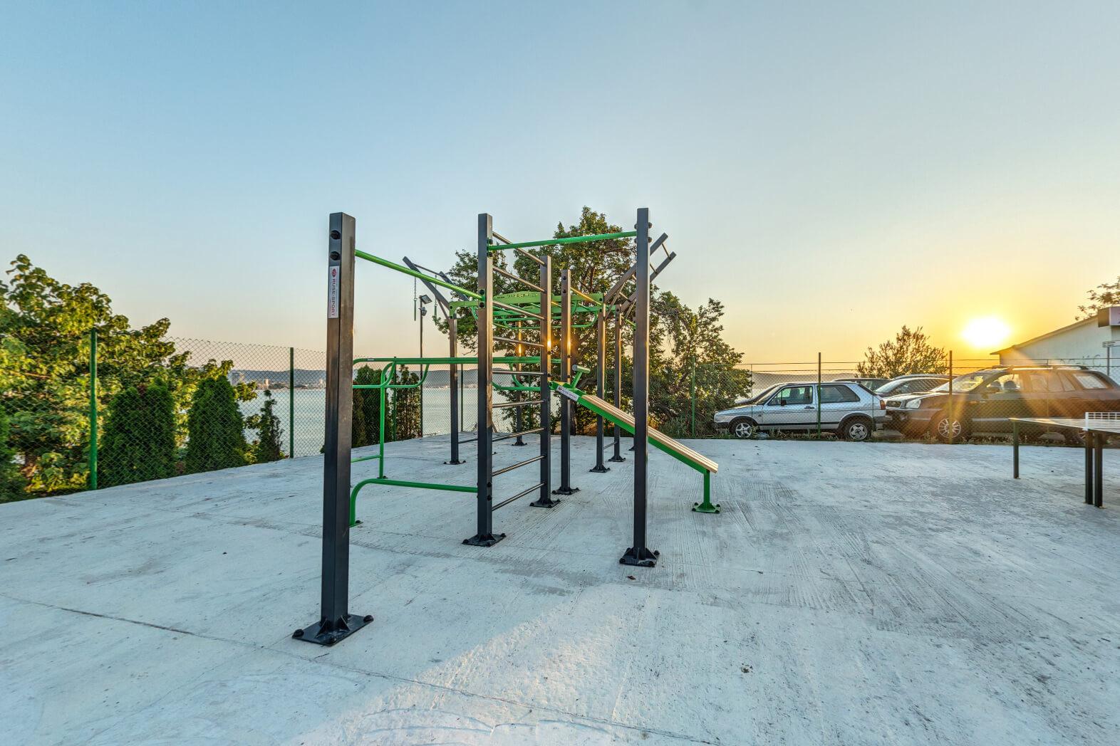 Хотел Феста Панорама - спортни съоръжения