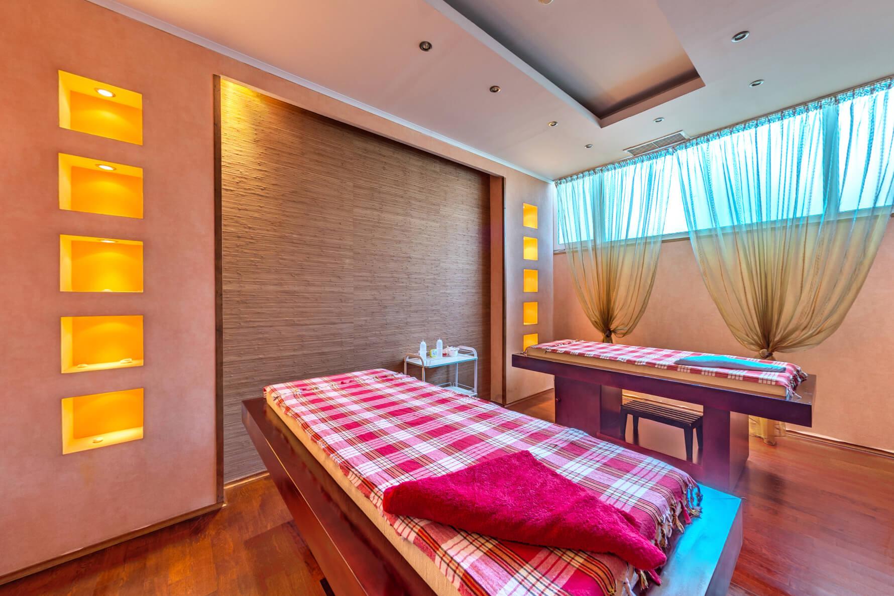 Хотел Феста Панорама - стая за масажи