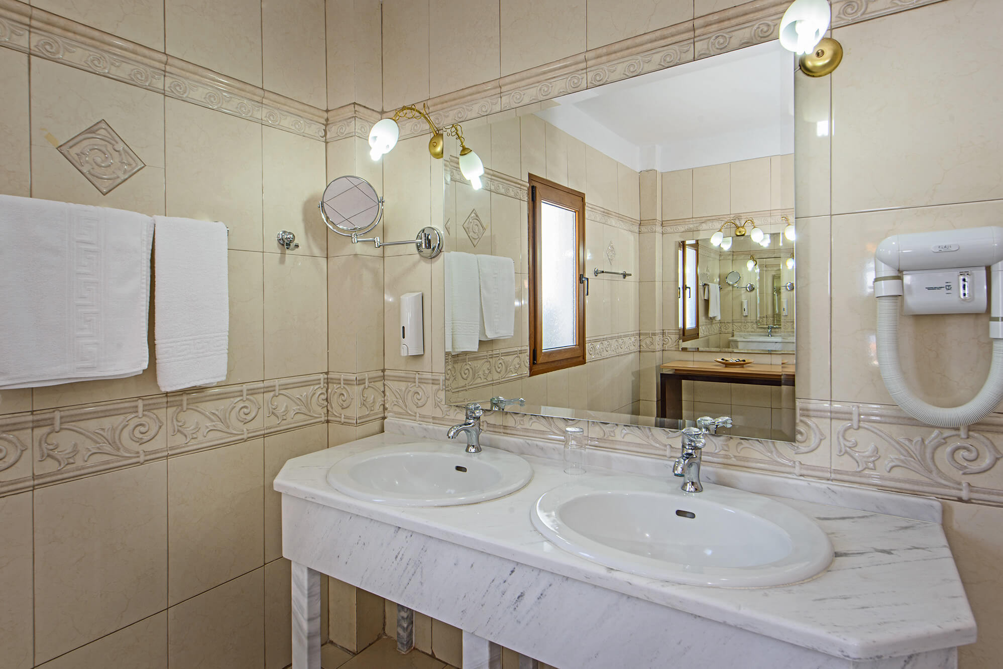 Aristoteles Holiday Resort & SPA - баня на апартамент