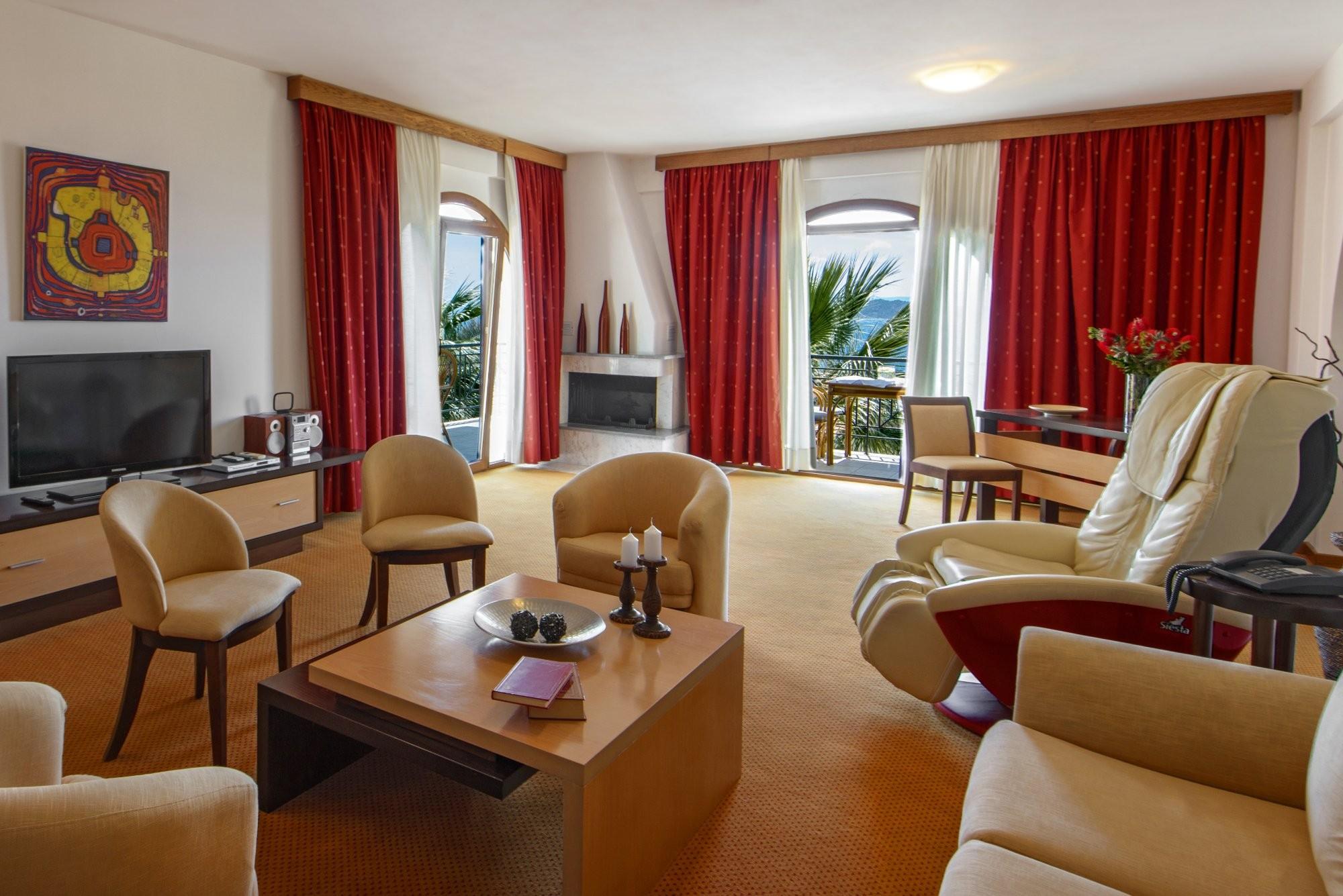 Aristoteles Holiday Resort & SPA - апартамент
