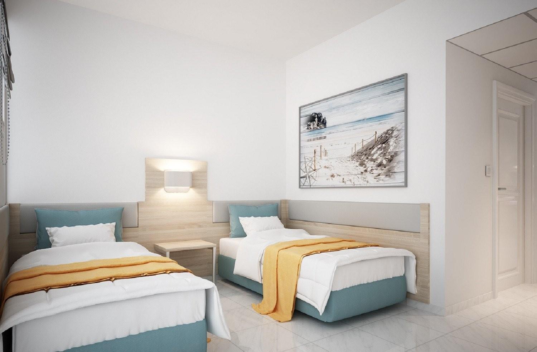 Aristoteles Holiday Resort & SPA - семейна стая