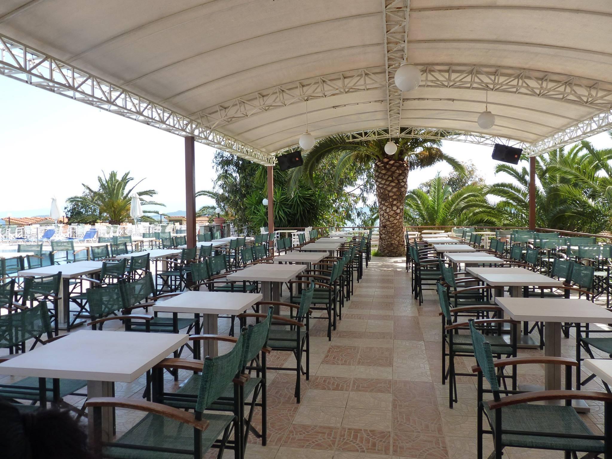 Aristoteles Holiday Resort & SPA - ресторант