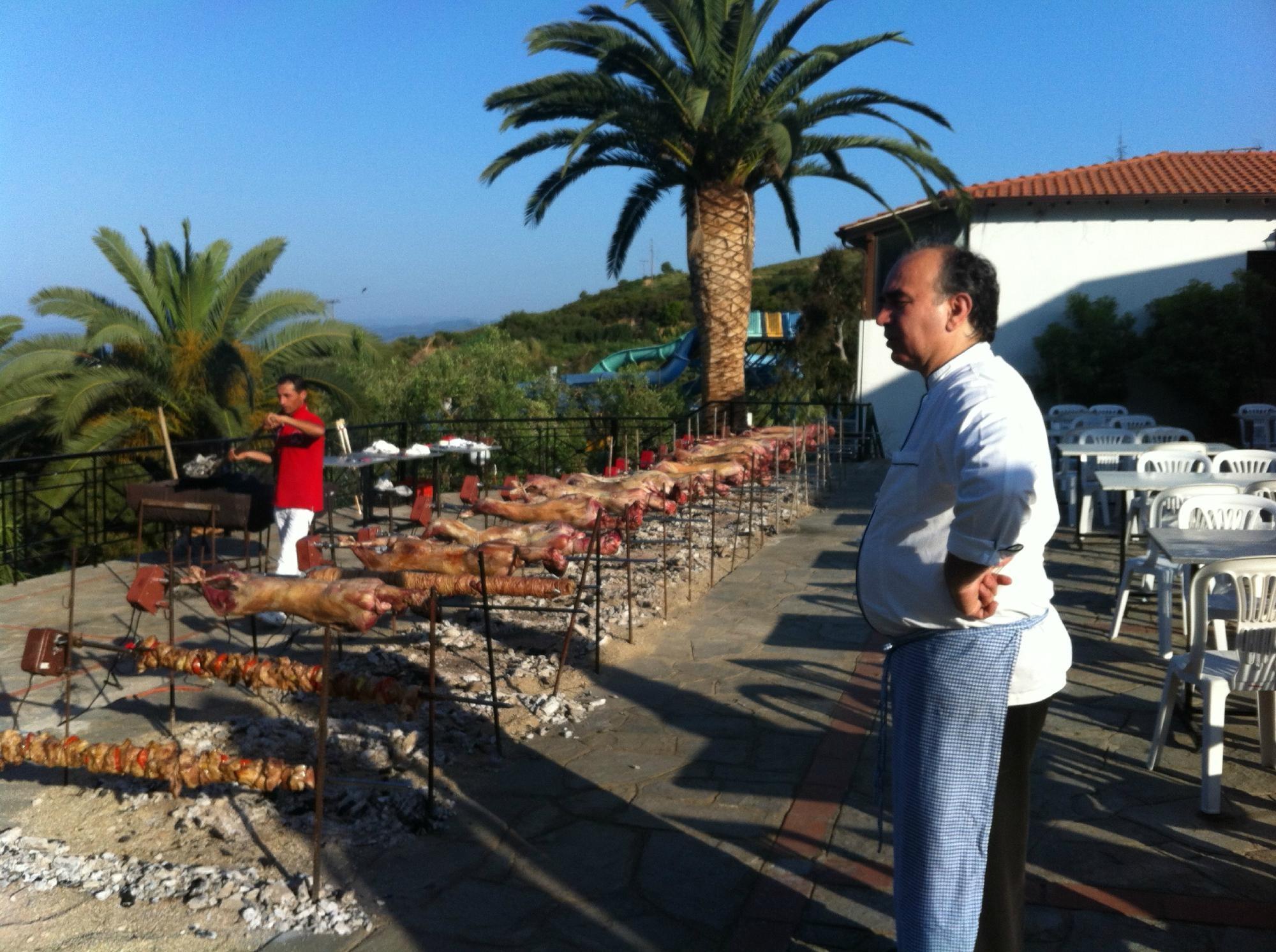 Aristoteles Holiday Resort & SPA - чеверме