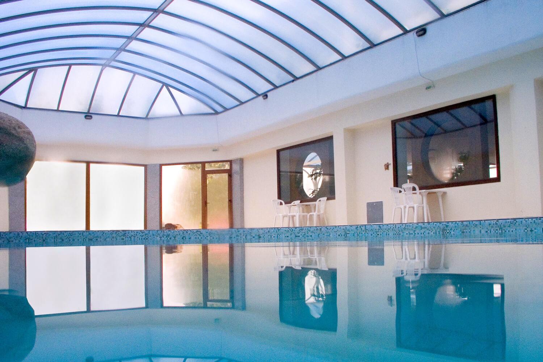 Aristoteles Holiday Resort & SPA - закрит басейн