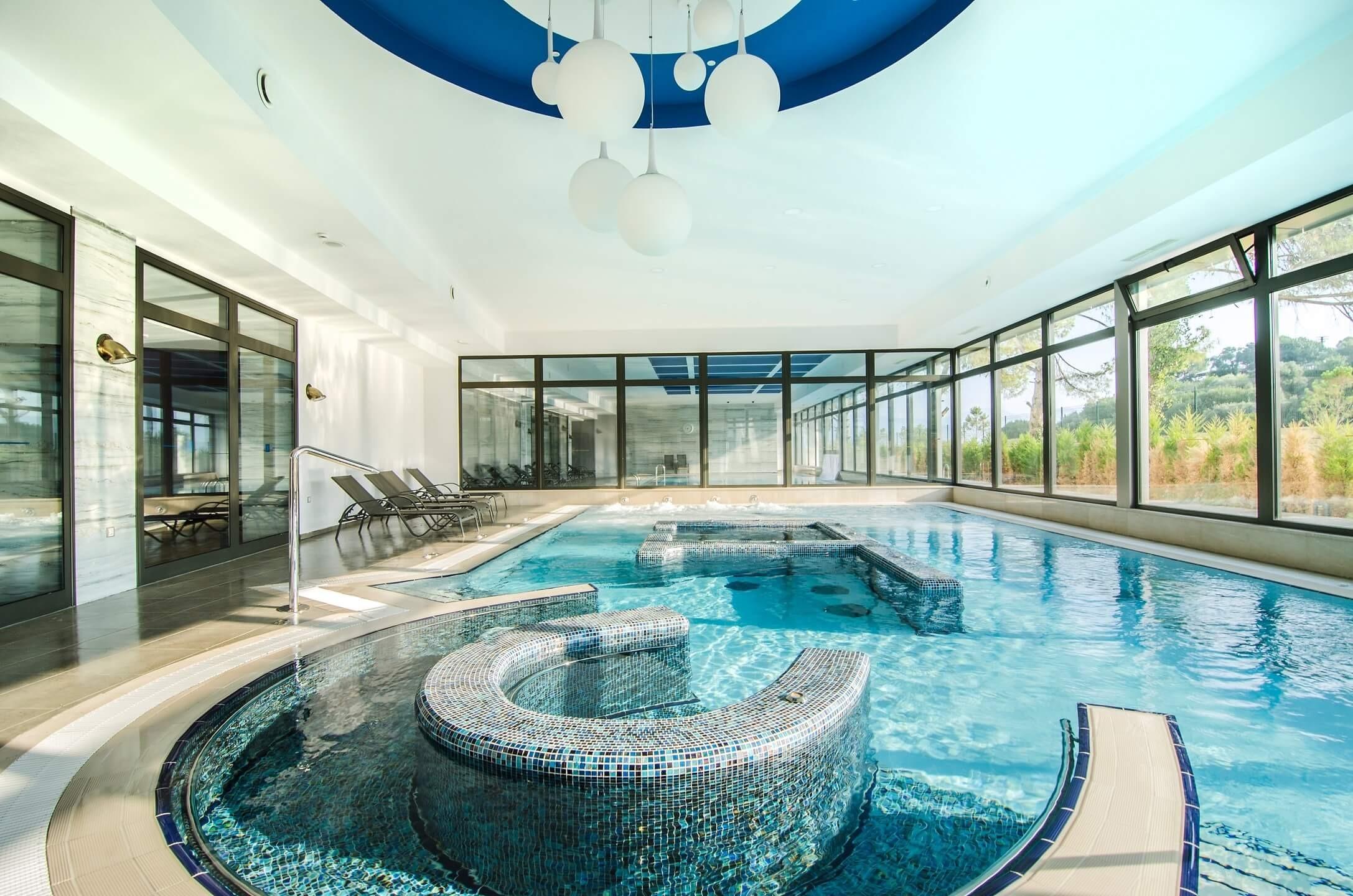 Amara Sealight Hotel -  вътрешен басейн