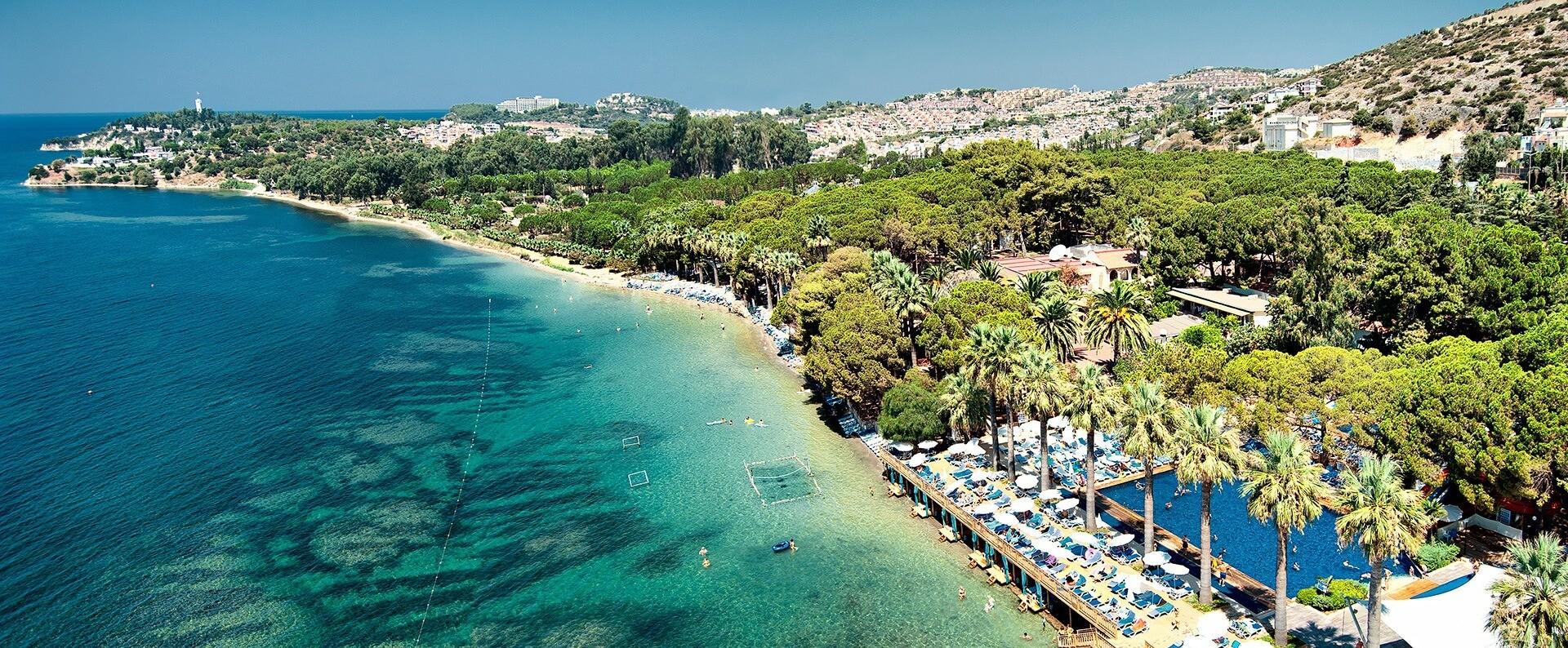 Omer Holiday Village - плаж
