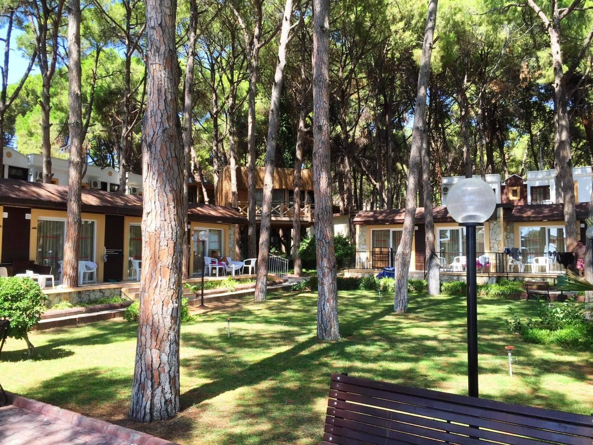 Omer Holiday Village - общ изглед
