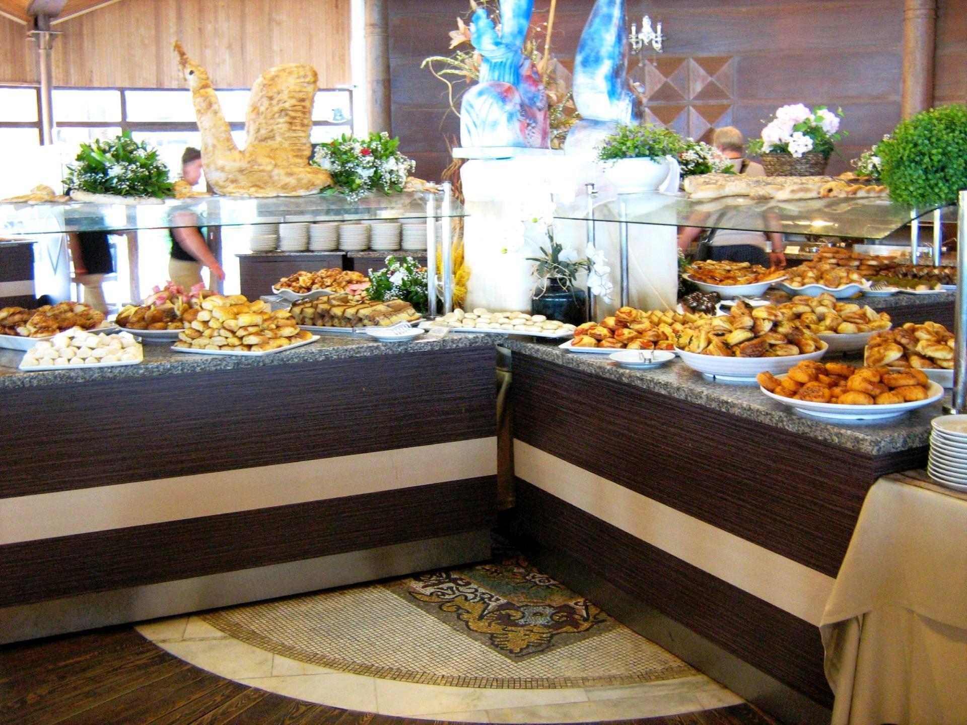 Omer Holiday Village - ресторант