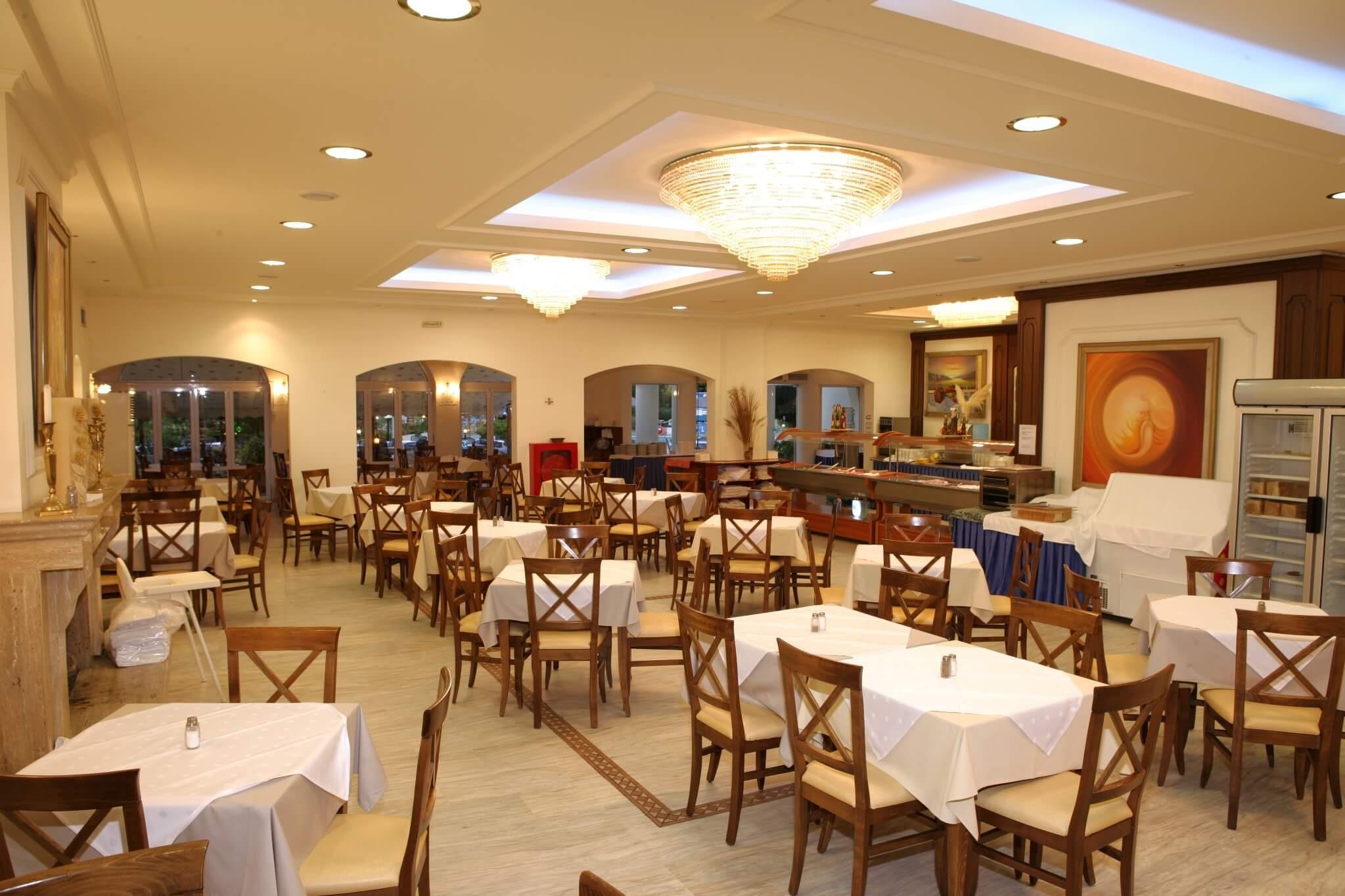 Chrousso Village Hotel - ресторант