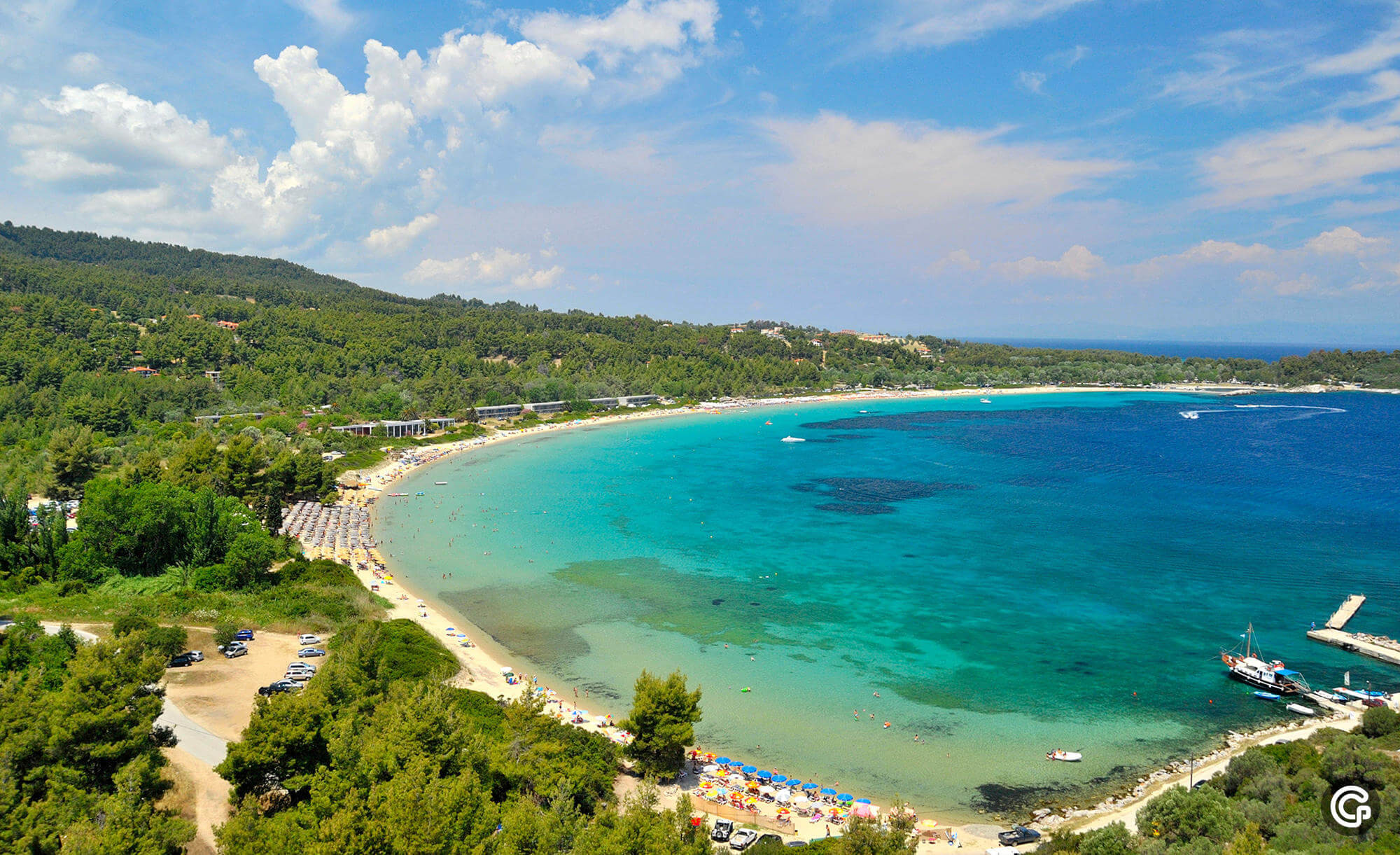 Chrousso Village Hotel - плаж