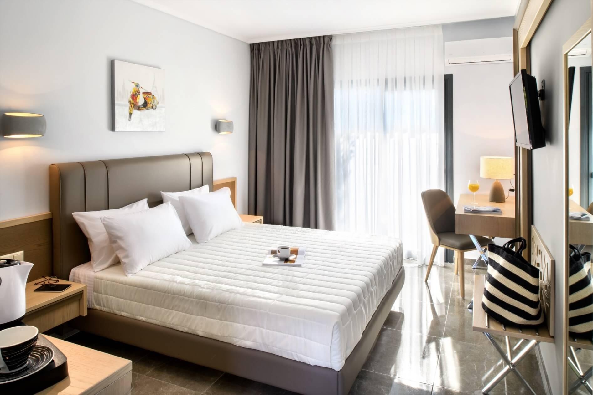 Philoxenia Bungalows Hotel - двойна стая