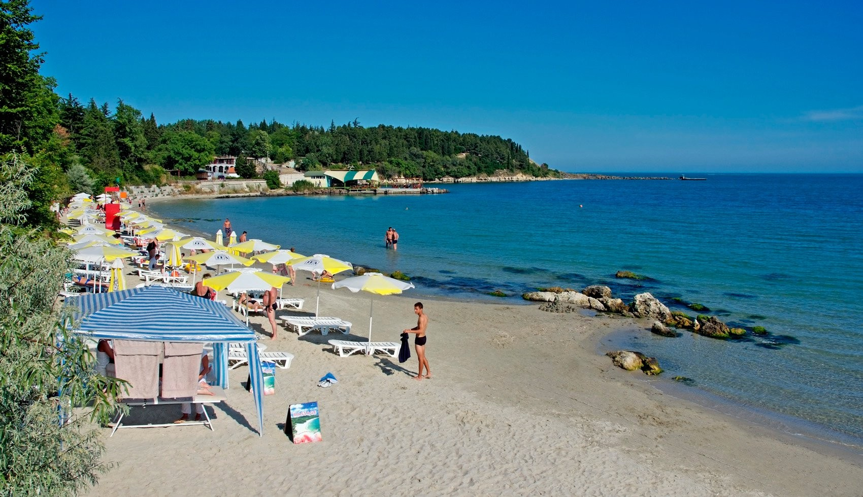 Хотел Сол Несебър Палас - плаж