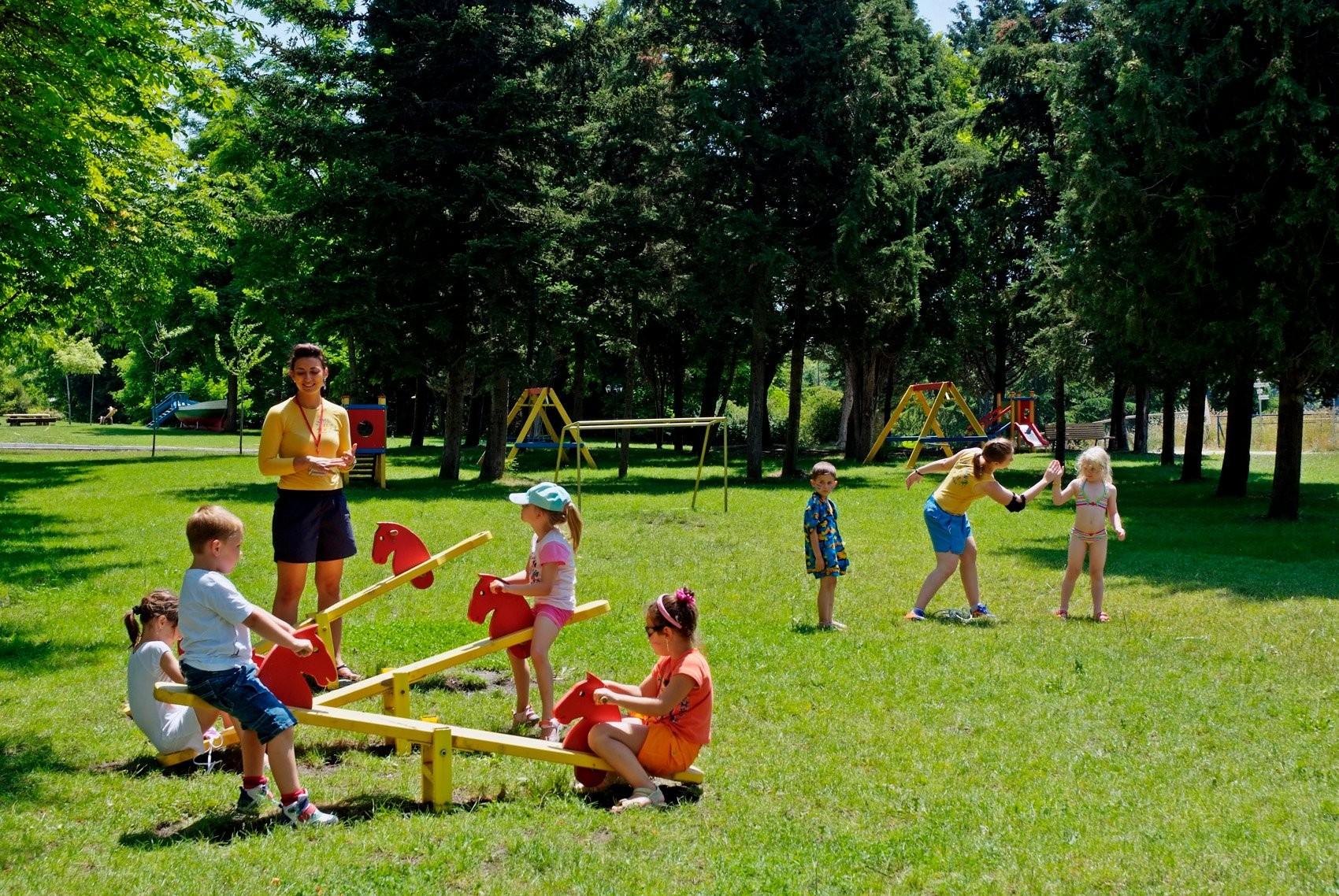 Хотел Сол Несебър Палас - детска площадка