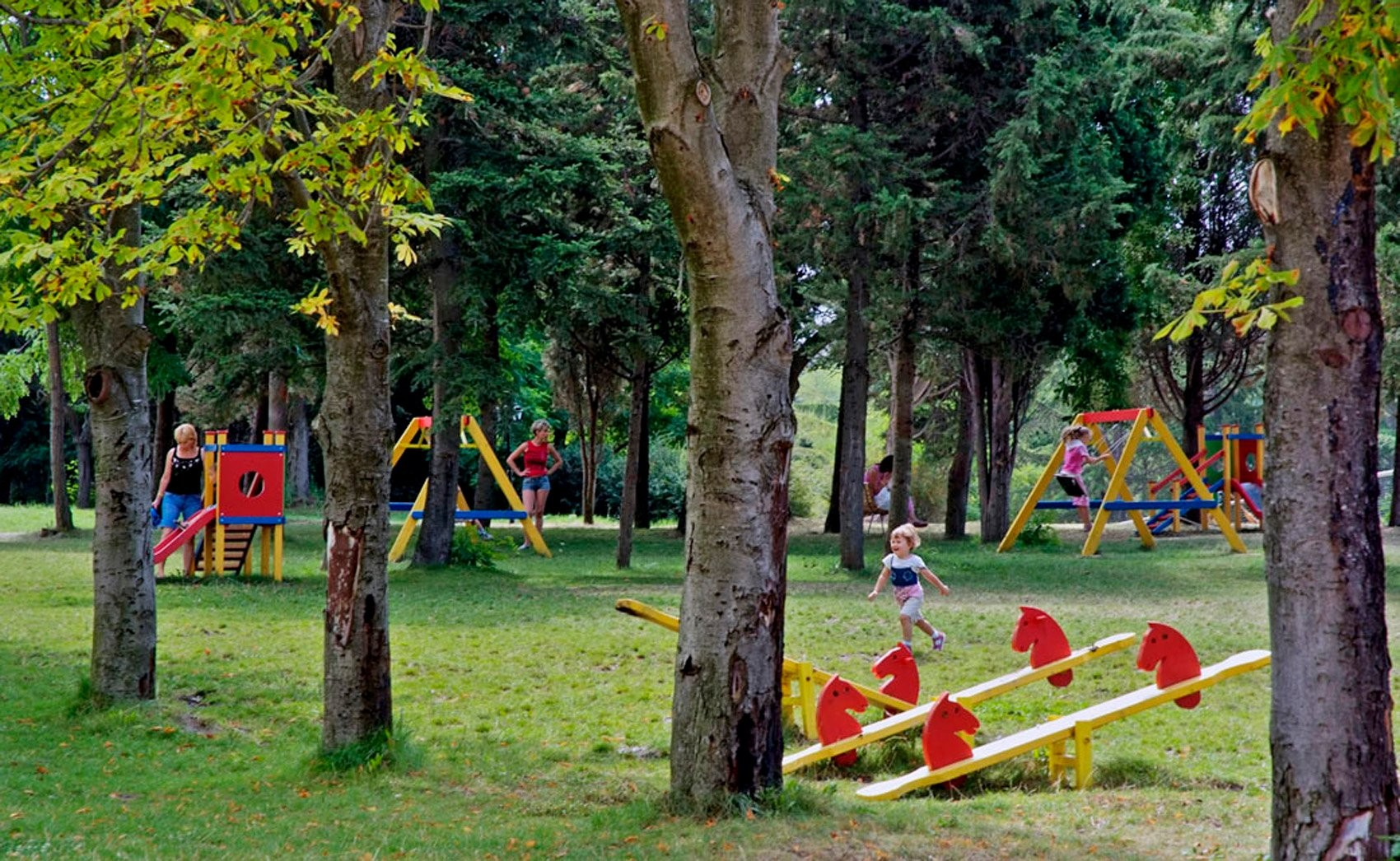 Хотел Сол Несебър Палас - градина