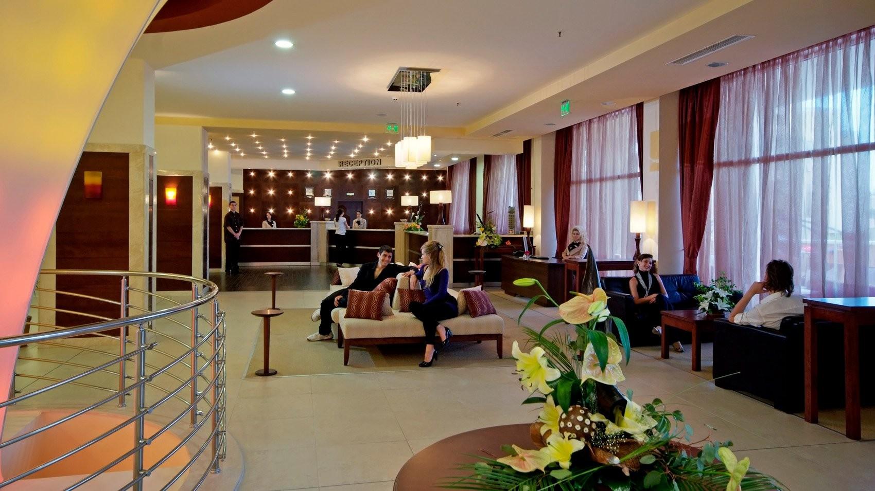 Хотел Сол Несебър Палас - рецепция