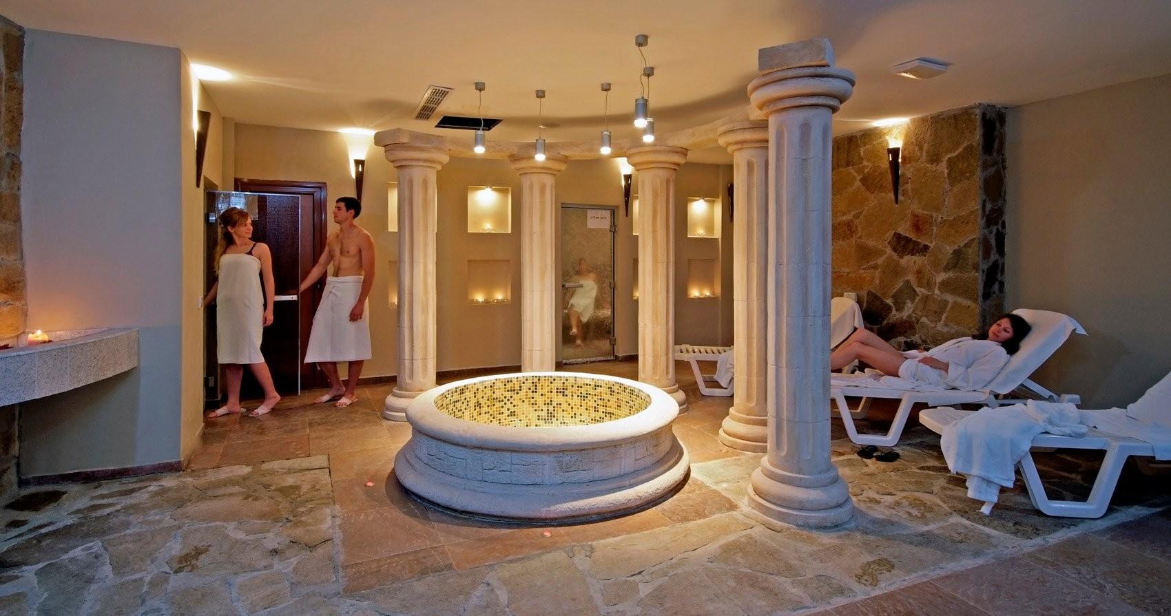 Хотел Сол Несебър Палас - спа център