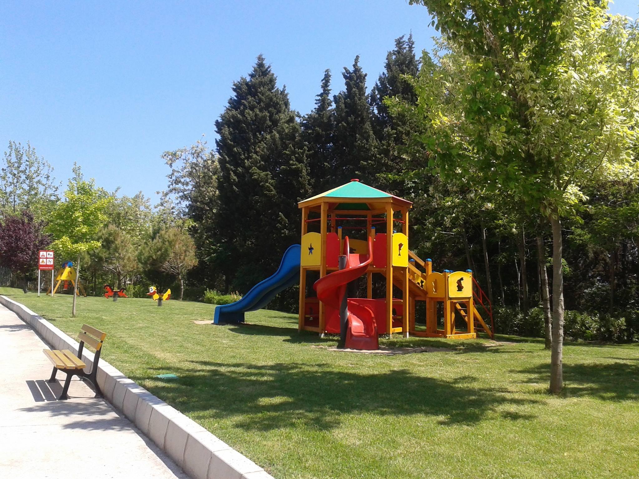Хотели Сол Несебър Бей и Маре - детска площадка