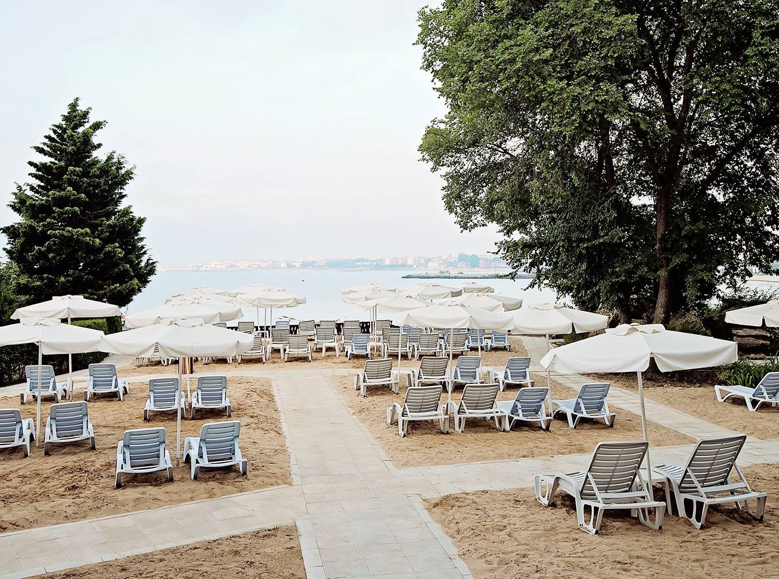 Хотели Сол Несебър Бей и Маре - плаж