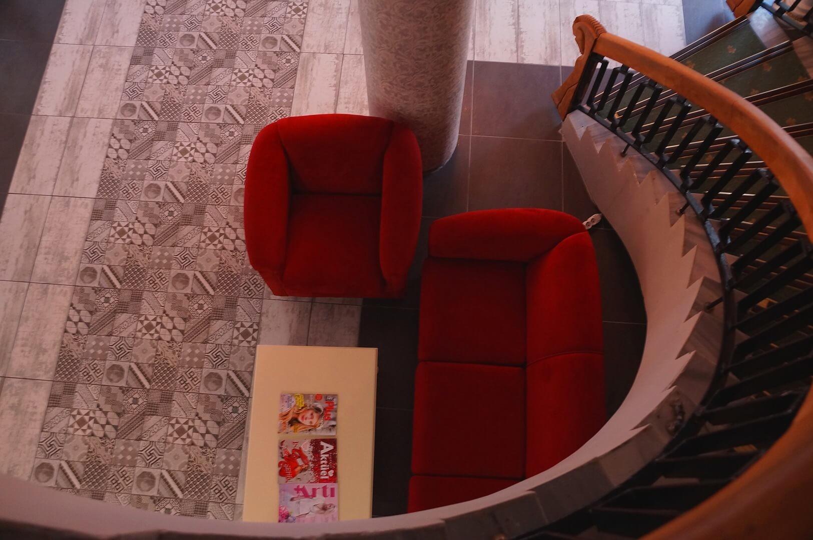 Хотел Buyuk Truva 4* - лоби