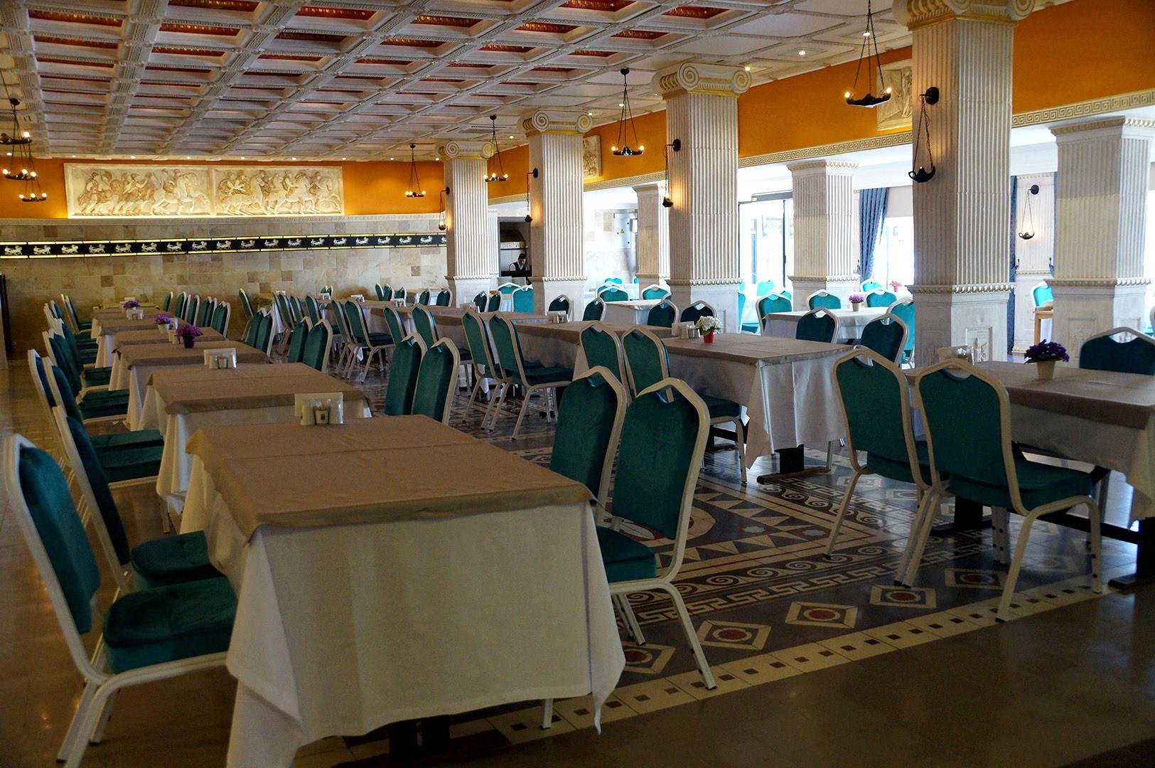 Хотел Buyuk Truva 4* - ресторант