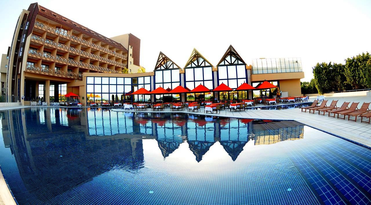 Grand Hotel Ontur - общ изглед