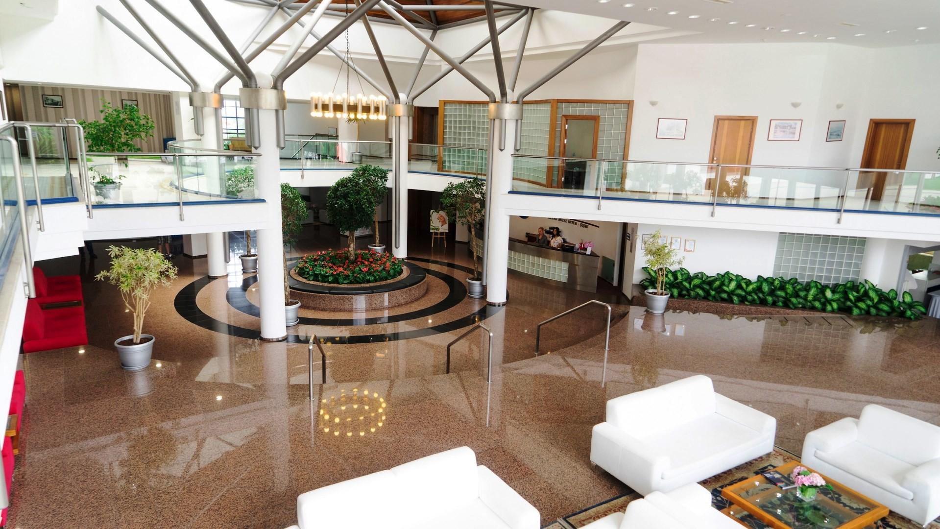 Grand Hotel Ontur - рецепция