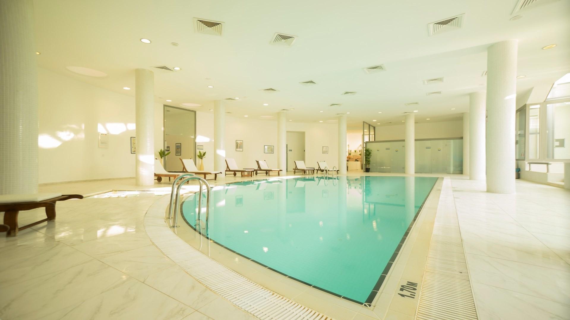 Grand Hotel Ontur - СПА вътрешен басейн