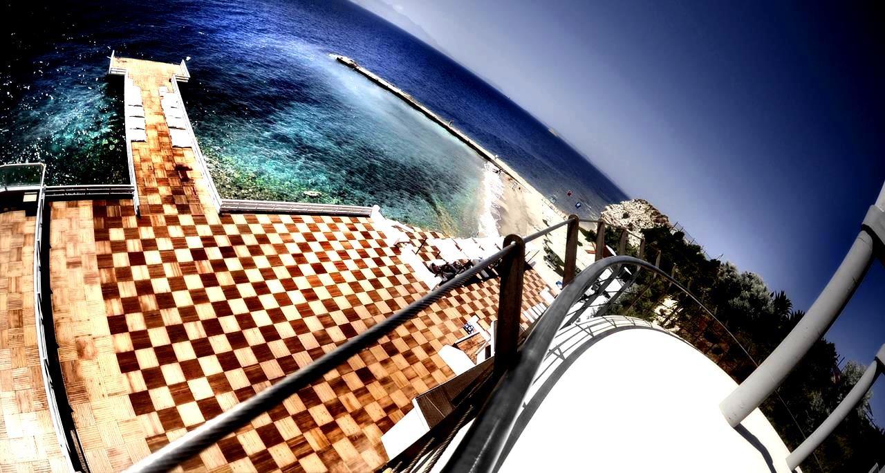 Grand Hotel Ontur - плаж