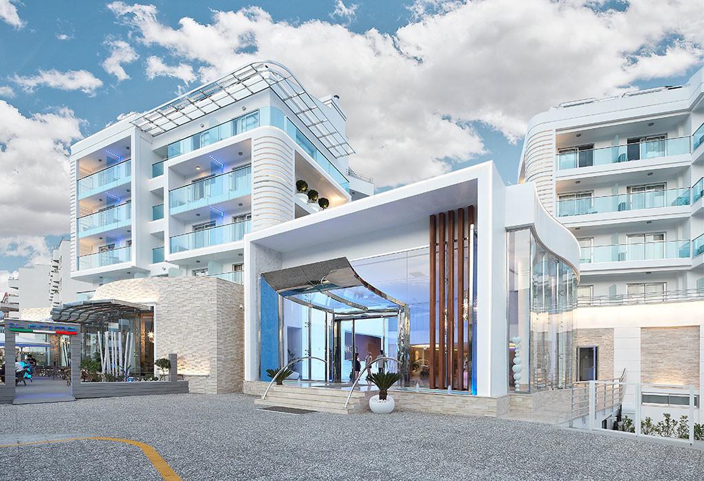 Blue Bay Platinum 5* - Мармарис, Турция - общ изглед