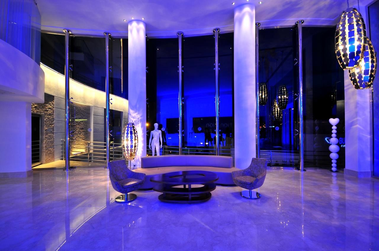 Blue Bay Platinum 5* - Мармарис, Турция - лоби