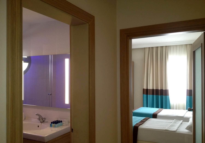 Blue Bay Platinum 5* - Мармарис, Турция - стая