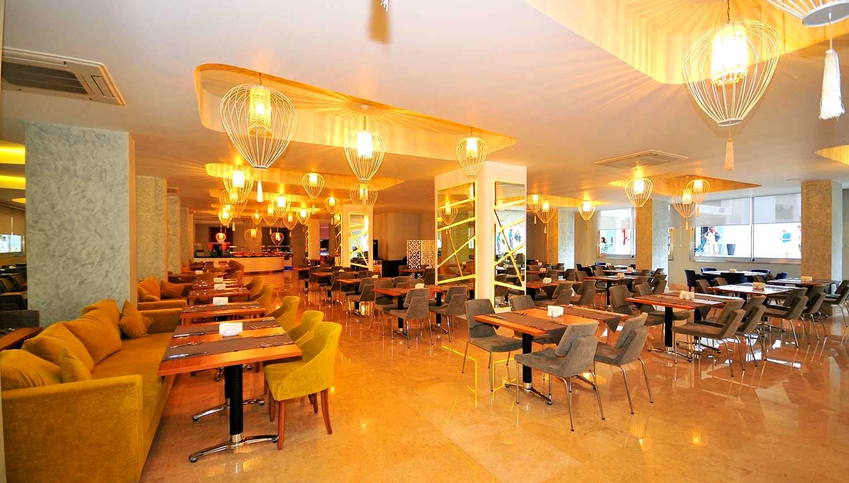 Blue Bay Platinum 5* - Мармарис, Турция - ресторант