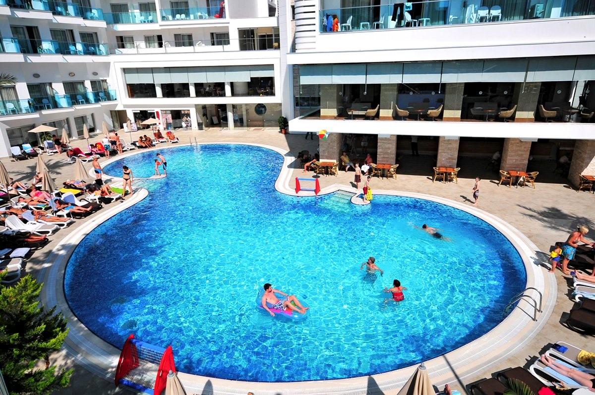 Blue Bay Platinum 5* - Мармарис, Турция - басейн